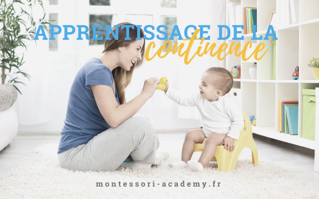 6 étapes clés de l'apprentissage de la continence grâce a la pédagogie Montessori